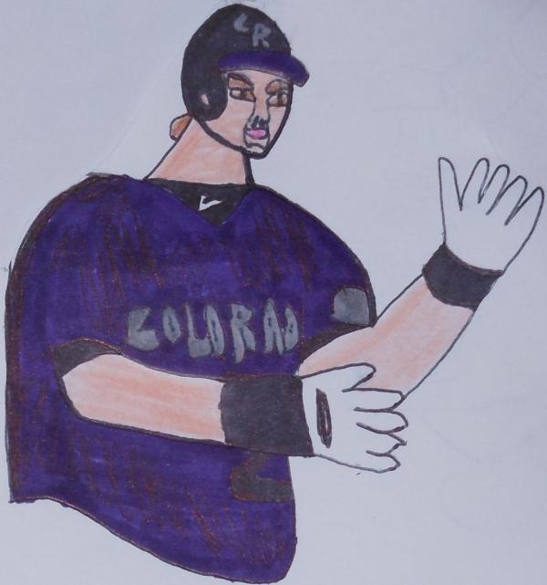 Tyler Colvin by armattock